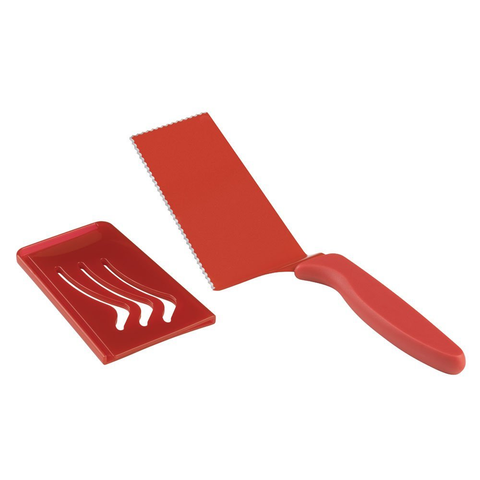 KUHN RIKON DUAL EDGE 10'' SLICE AND SERVE SLICER