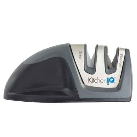 KITCHEN IQ EDGE GRIP 2-STAGE KNIFE SHARPENER