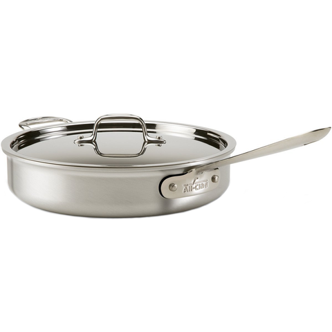 ALL-CLAD MC2 3-QUART SAUTE PAN