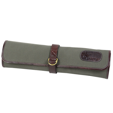 BOLDRIC CANVAS DD HOOK TIE BAG - GREEN