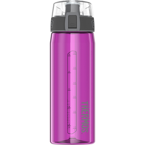 THERMOS 24-OUNCE EASTMAN TRITAN HYDRATION BOTTLE, AUBERGINE