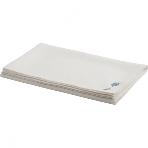 TRUDEAU MICROFIBER DRYING CLOTH - WHITE