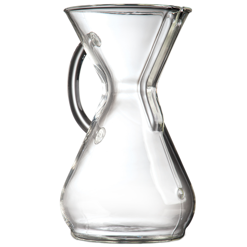 CHEMEX® 8-CUP GLASS HANDLE