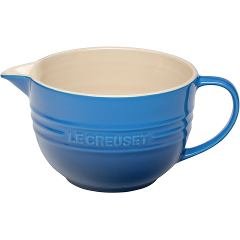 LE CREUSET 2-QUART BATTER BOWL - MARSEILLE