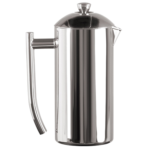 FRIELING USA 23-OUNCE DOUBLE WALL STAINLESS STEEL FRENCH PRESS COFFEE MAKER