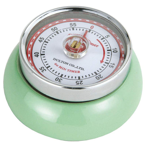 "Zassenhaus Kitchen Timer ""Retro"", Mint Green"