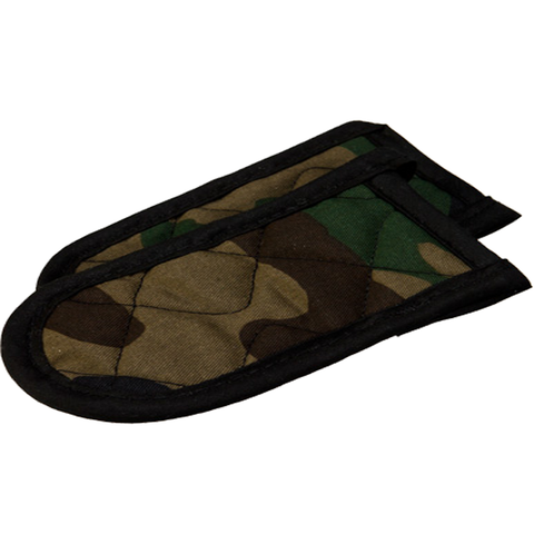 LODGE CAMOUFLAGE HOT HANDLE HOLDERS, SET OF 2