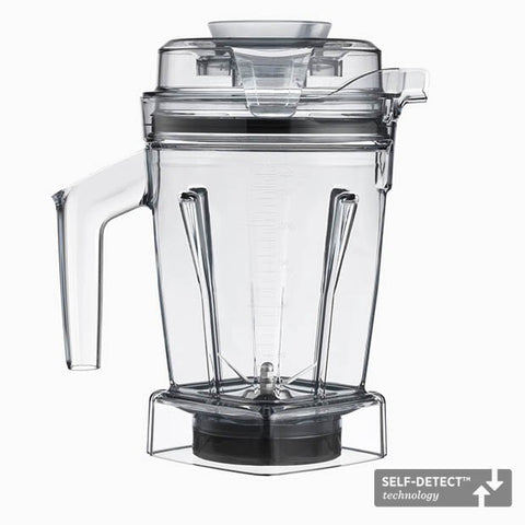 Vitamix 48-Ounce Dry Grains Container With Self-Detect