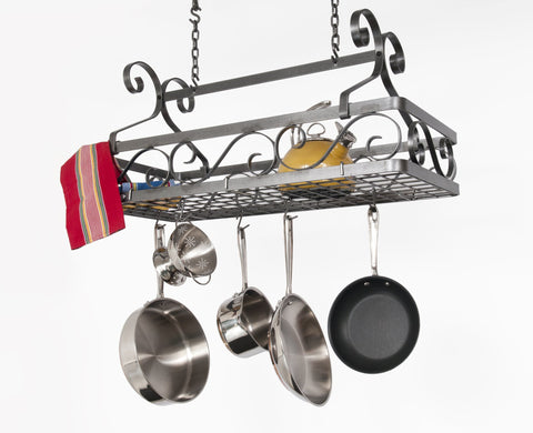 Enclume DR17a HS Decor Basket Rack, Large