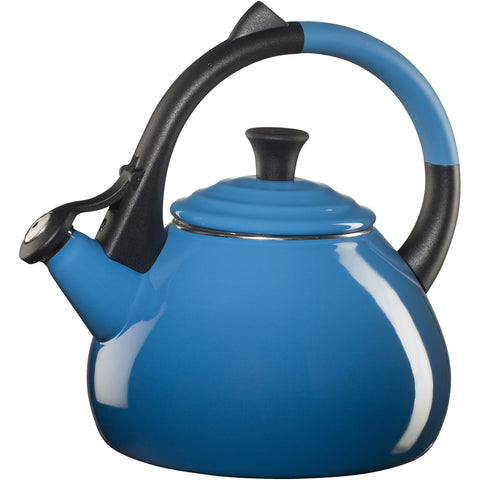 LE CREUSET 1.6-QUART OOLONG KETTLE - MARSEILLE