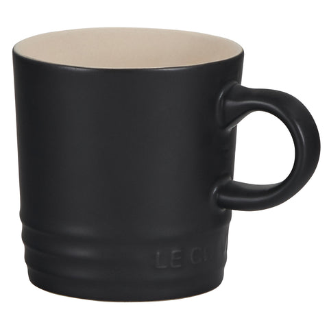 Le Creuset 3.5 oz.  Espresso Mug - Licorice