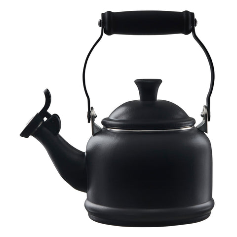 Le Creuset 1.25 qt. Demi Kettle - Licorice