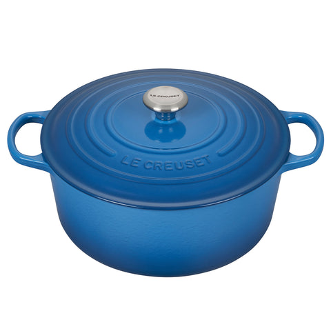 Le Creuset Round 9-Quart Dutch Oven - Marseille