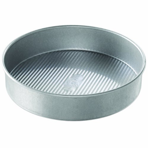 USA Pans Round Cake Pan, 10 by 2-Inch