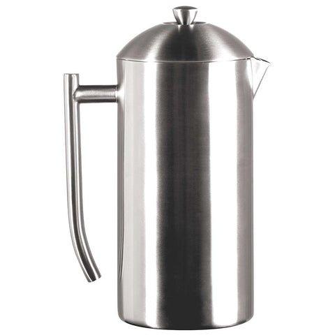FRIELING 44-OUNCE FRENCH PRESS - BRUSHED FINISH