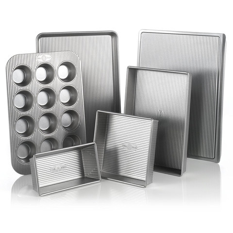 USA Pans 6-Piece Bakeware Set