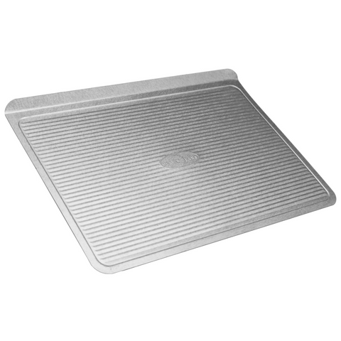 USA Pan Bakeware Aluminized Steel Cookie Sheet 14 x 14 x 1 inches