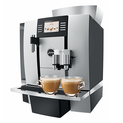 Jura 15089 GIGA W3 Professional Automatic Coffee Machine, Silver