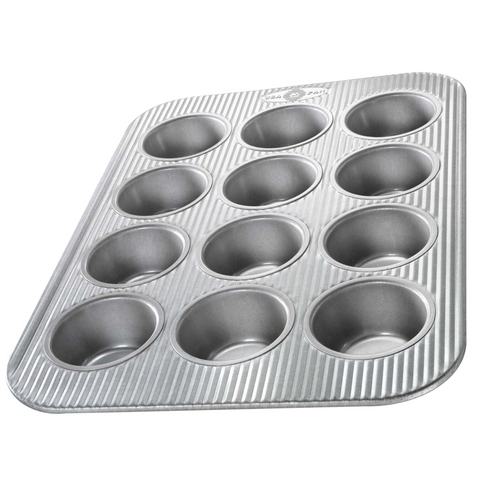 USA PAN 12-CUP MUFFIN PAN