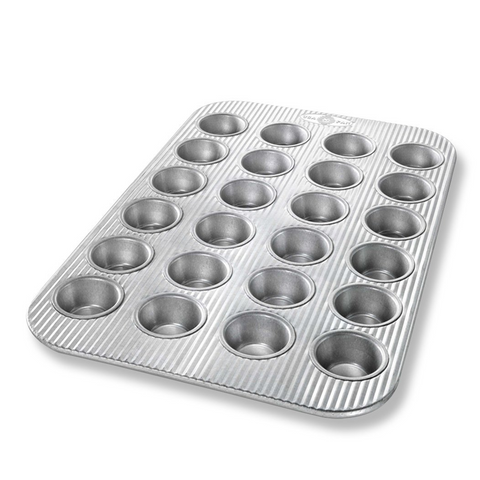 USA PAN KITCHEN SERIES 24-CUP MINI MUFFIN PAN