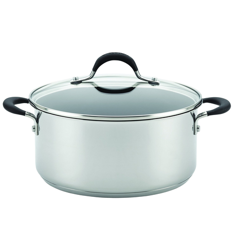 CIRCULON 5-QUART COVERED DUTCH OVEN