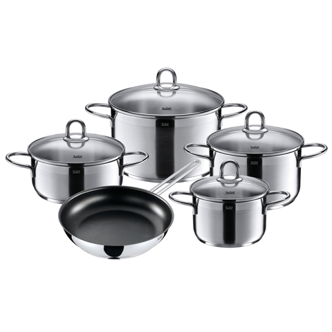 WMF Diamant 9Pc Cookware Set