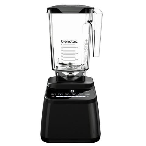 Blendtec Designer 650 WildSide+ Blender - Black