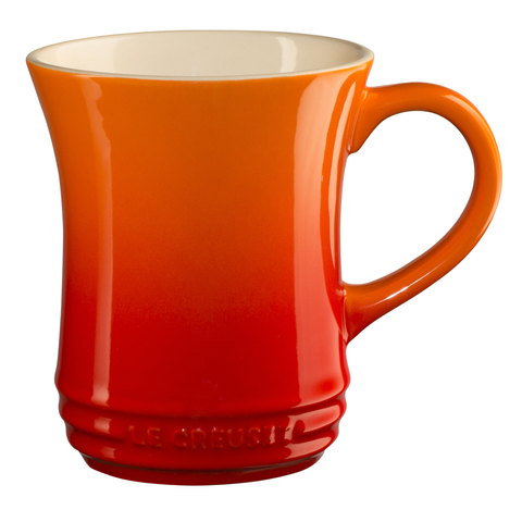 LE CREUSET 14-OUNCE TEA MUG - FLAME