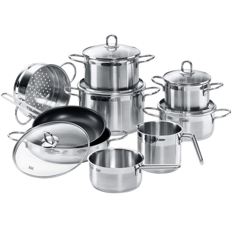 WMF DIAMANT 14-PIECE COOKWARE SET