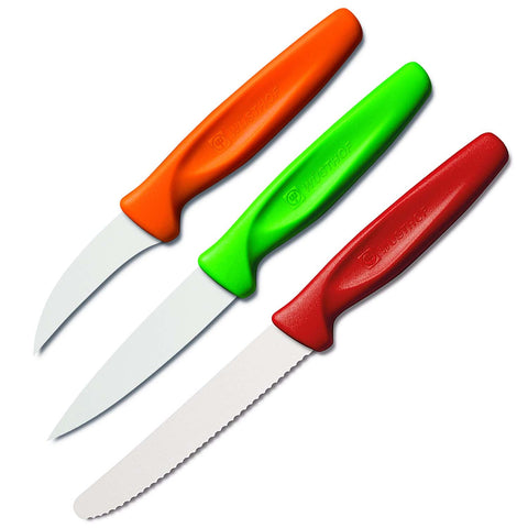 WUSTHOF ZEST 3-PIECE KNIFE SET
