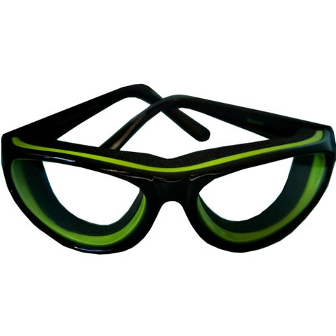 RSVP International Onion Goggles, Black