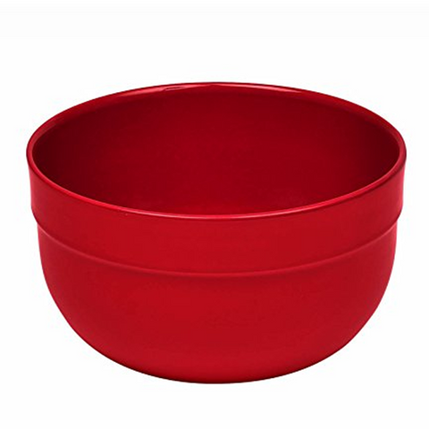"Emile Henry Mixing Bowl, 8.4"", Burgundy Red"