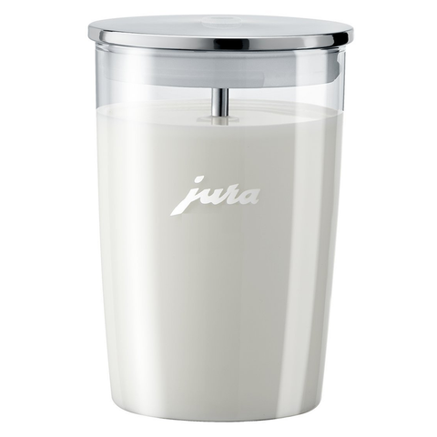 Jura 72570 Glass Milk Container, Clear