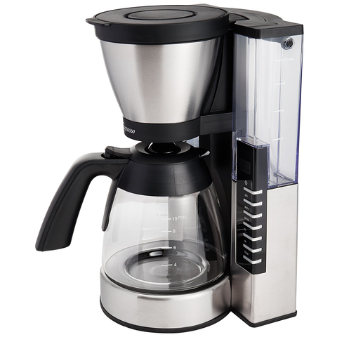 Capresso MG900 10 Cup Rapid Brew Coffee Maker with Glass Carafe