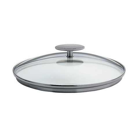 Cristel Domed 9.5-Inch Glass Lid