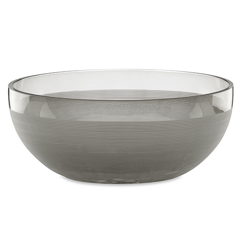 Lenox Harding Smoke Low Bowl
