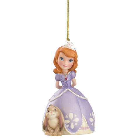 LENOX DISNEY'S SOFIA THE FIRST ORNAMENT