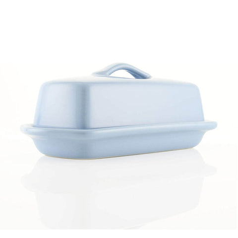 Chantal Full-size 8.5'' Butter Dish - Glacier Blue