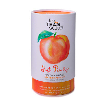 Just Peachy Loose Iced Tea