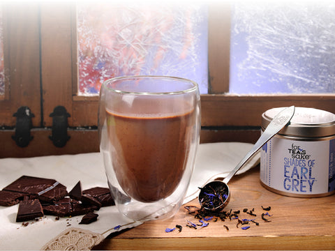 Earl Grey Hot Chocolate