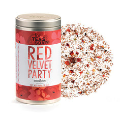 Red Velvet Party - Rooibos Tea - forteassake  - 1