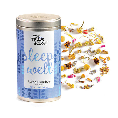 Sleep Well - Rooibos Tea - forteassake  - 1