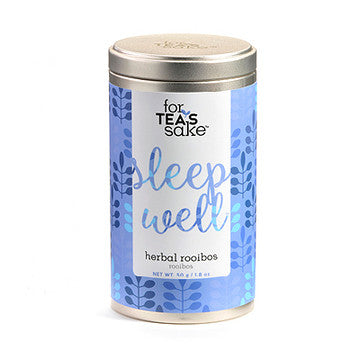 Sleep Well - Rooibos Tea - forteassake  - 2