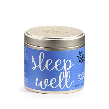Sleep Well - Rooibos Tea - forteassake  - 3