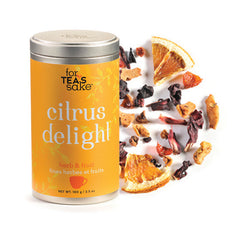 Citrus Delight - Herb & Fruit Tea - forteassake  - 1
