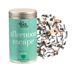 Afternoon Escape - Black Tea - forteassake  - 1