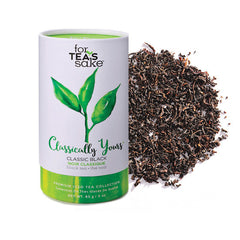 Classically Yours - Black Tea - forteassake  - 1