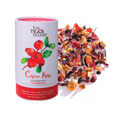 Cosmo Kiss - Herb & Fruit Tea - forteassake  - 1
