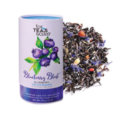 Blueberry Blast - Black Tea - forteassake  - 1