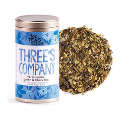 Three's Company - Green, Black & Yerba Mate Tea - forteassake  - 1
